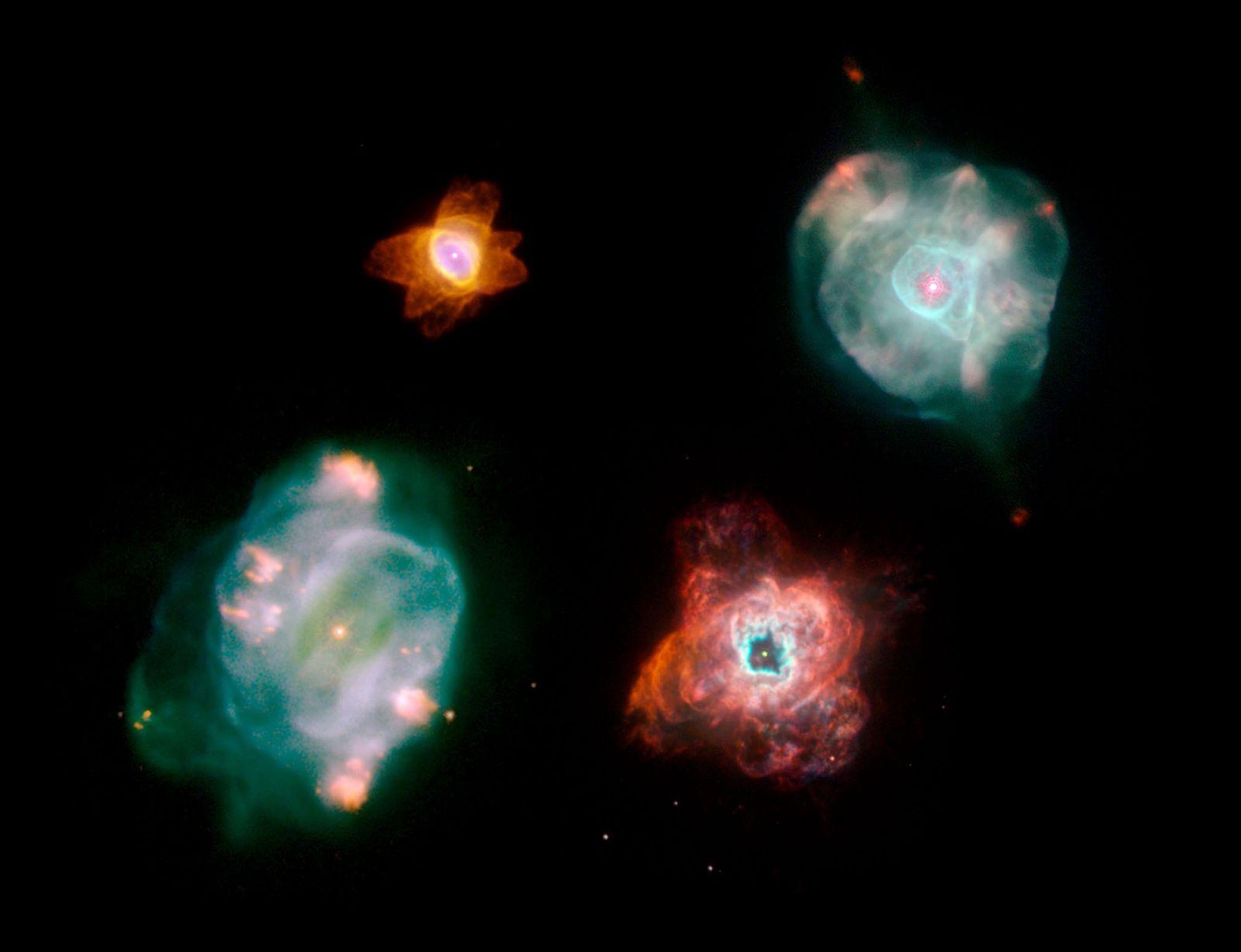 Hubble: 30ans d'exploration spatiale