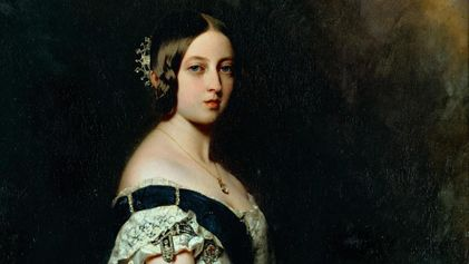 Victoria, reine du plus grand empire du monde