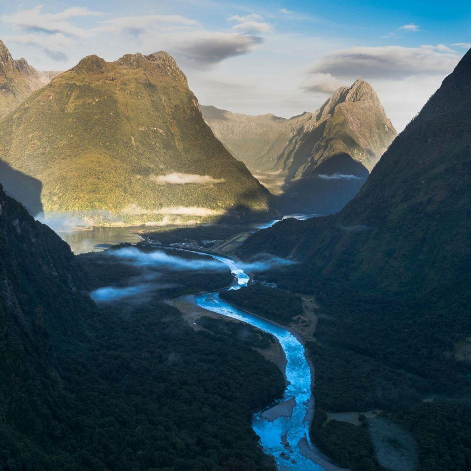 Une partie de l'ancien supercontinent Zealandia a été découverte en Nouvelle-Zélande