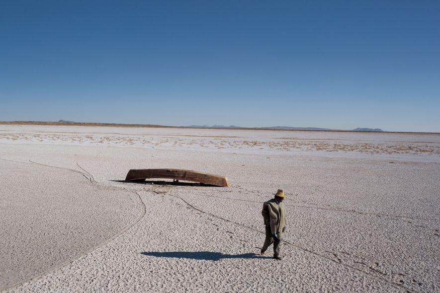 Bolivie : Quand un lac se transforme en désert de sel