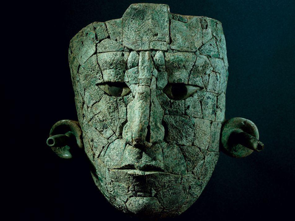 Le mystère de la Reine Rouge de Palenque