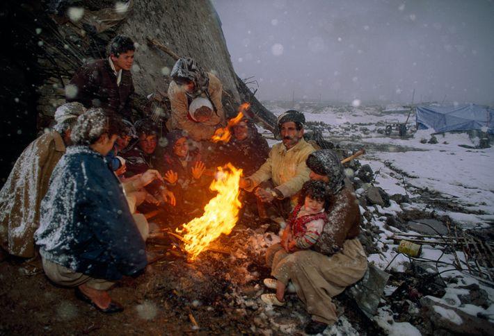 Au début des années 1990, après avoir fui leur foyer déchiré par la guerre près de ...