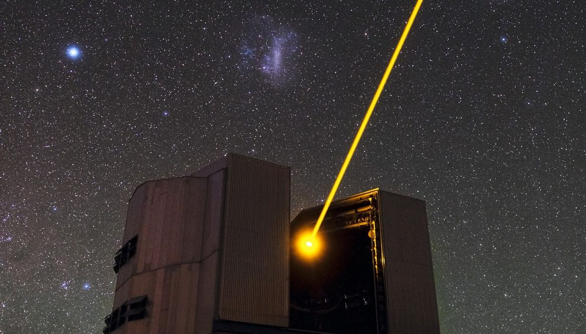 Réglage au laser