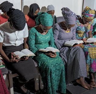 Les rescapées de Boko Haram