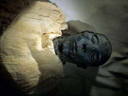 Des momies royales égyptiennes ont défilé au Caire