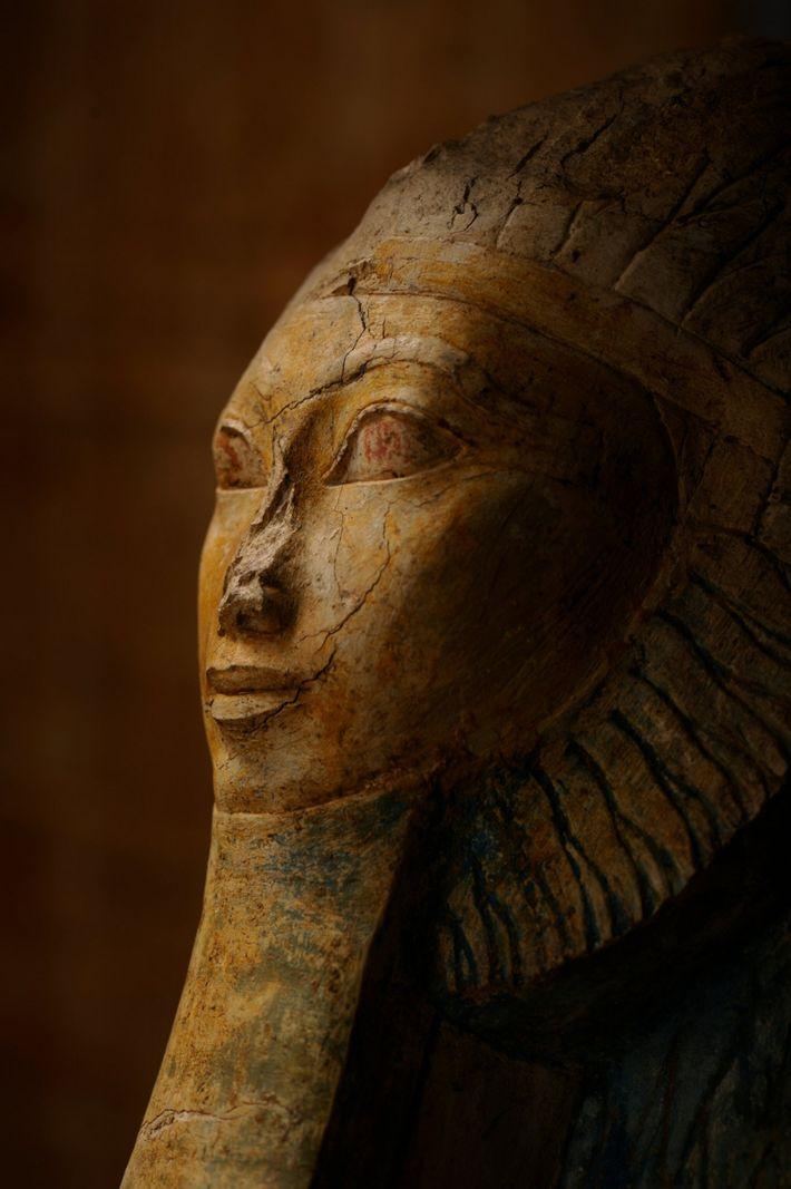 Hatshepsut Sphinx