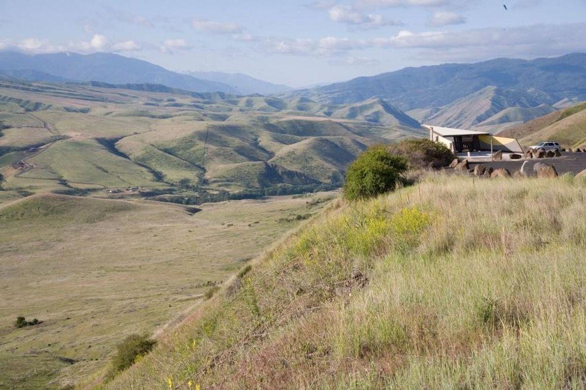 Suivez les traces de Lewis et Clark sur cette route de 325 kilomètres à travers les ...