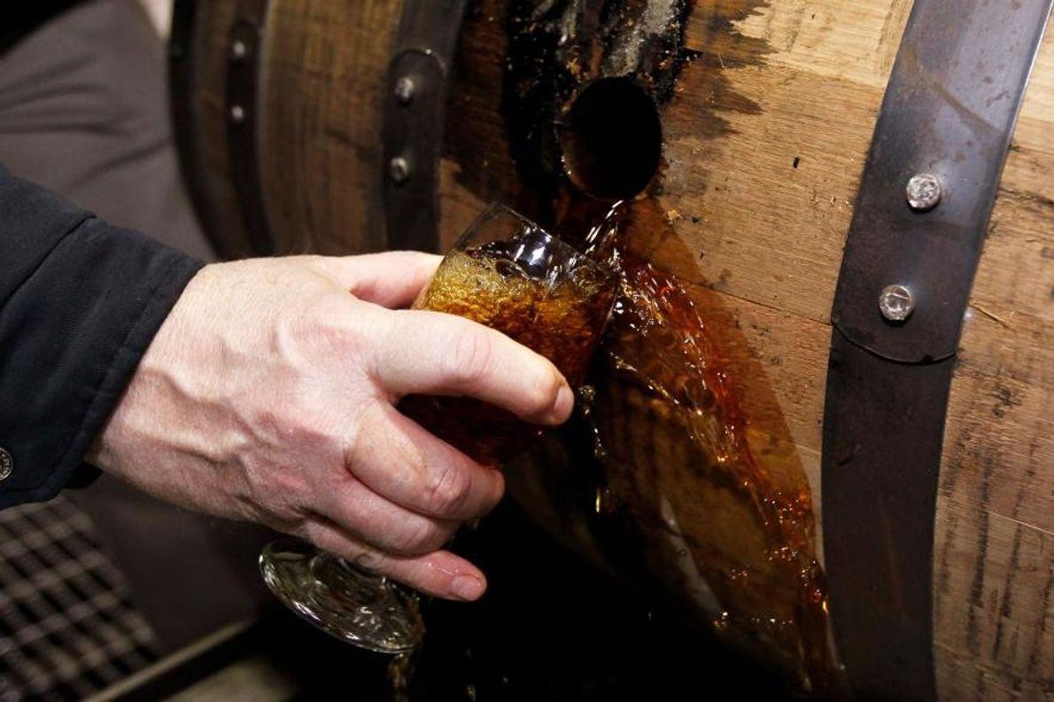 10 distilleries figurent au programme de cet itinéraire « bluegrass et bourbon ». Prévoyez trois jours ...