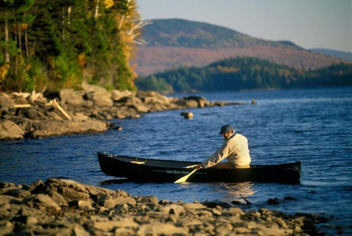 Le Maine ne se résume pas qu'aux homards, aux phares et aux côtes rocheuses. Prenez la ...