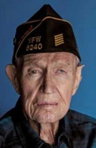 R. R. « RussellS » Clark. Marin américain.