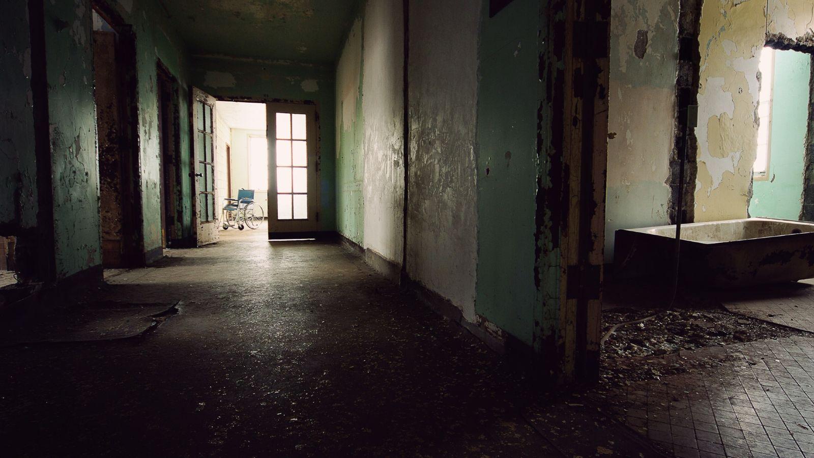 Rolling Hills Asylum Interior
