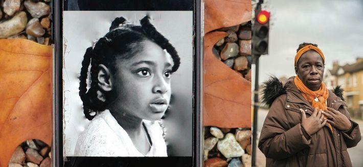 À Londres, où Ella Roberta Adoo Kissi Debrah vivait à un jet de pierre d'une artère très ...