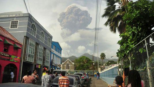 Éruption à Saint-Vincent : l'imprévisible Soufrière