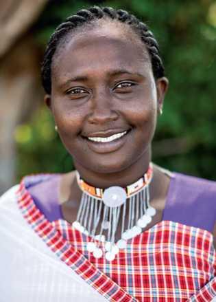 Lorna Serseri est guide de safari. Elle veut encourager davantage de filles à exercer ce métier. Grâce ...