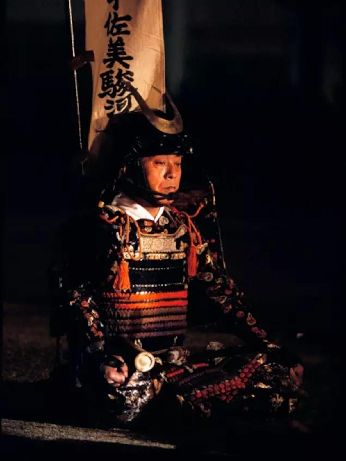 L'ordre des samouraïs qui a émergé au 12e siècle a porté le Japon à travers sa ...
