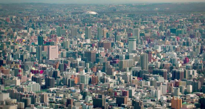 Découvrez Sapporo, la 5e plus grande ville du Japon