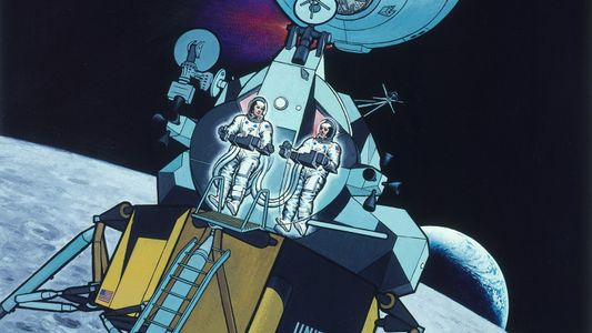 L'épopée lunaire vue par les artistes