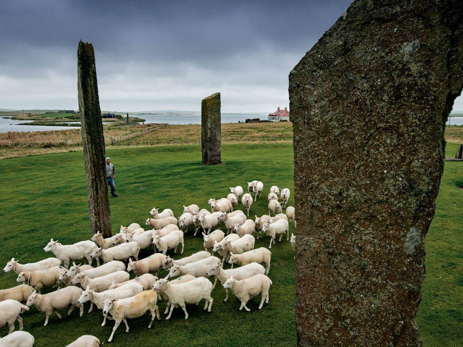 Découvrez les paysages extraordinaires des îles écossaises