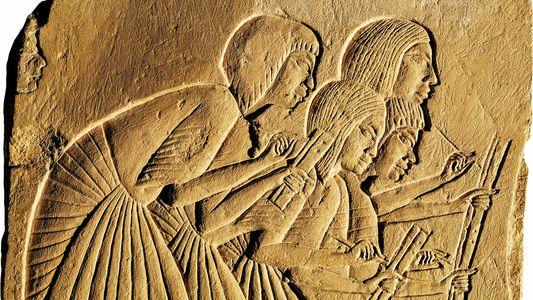 Les lettres d'Amarna, arcanes du pouvoir des pharaons égyptiens