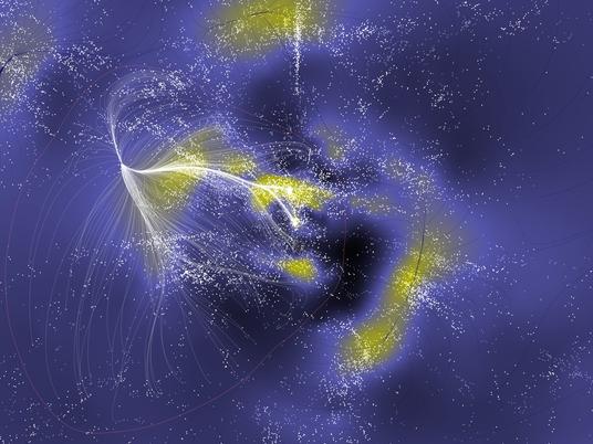 Laniakea, le superamas de galaxies dans lequel gravite la Voie lactée