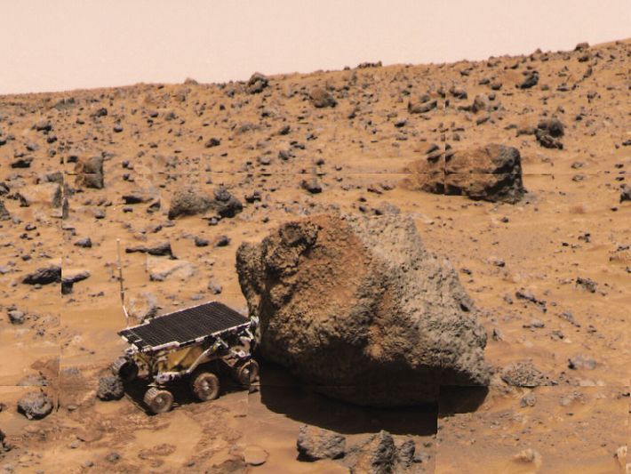 Les images fournies par les rovers martiens de la Nasa font progresser la science, mais peuvent ...