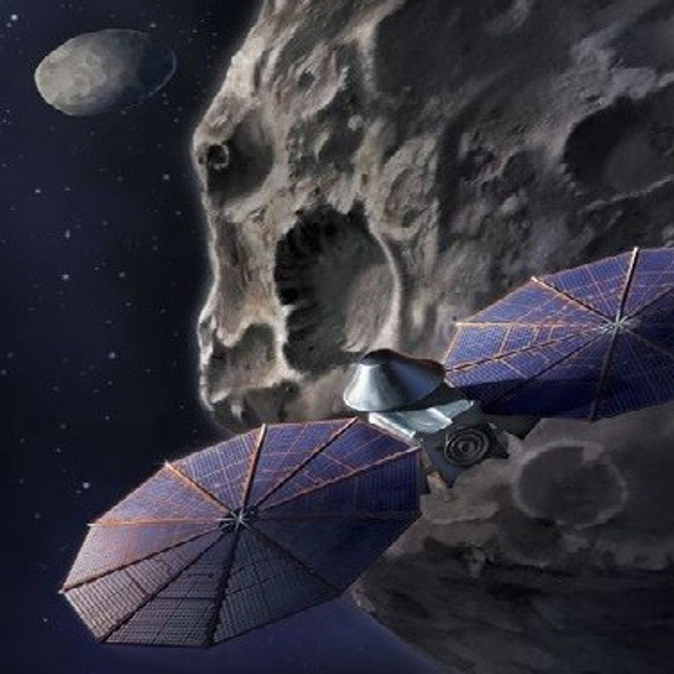 Lucy, la sonde de la NASA, va tenter de percer les mystères du système solaire