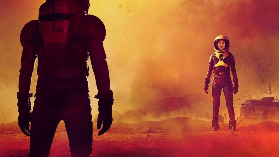 """Stephen Petranek : """"Aller sur Mars fera progresser l'humanité toute entière"""""""