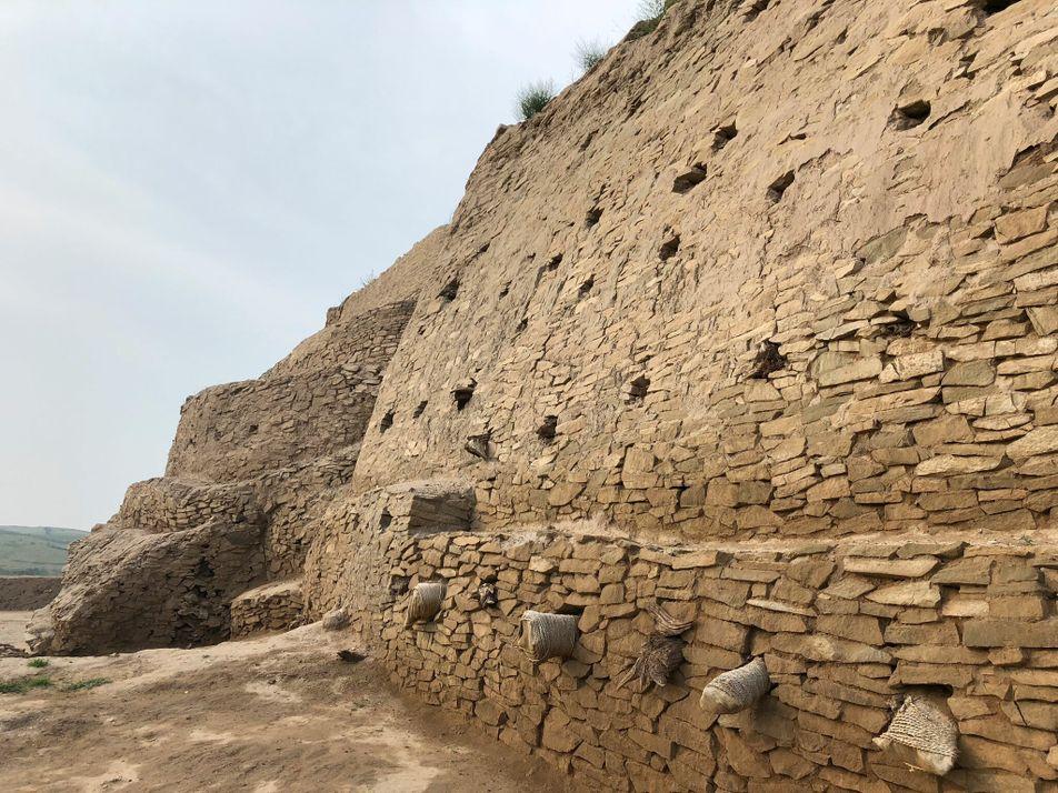 Shimao, l'antique cité chinoise redécouverte par les archéologues
