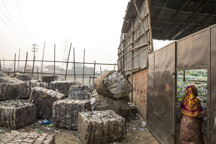 Plastique : les pays en développement ne seront plus la solution de facilité