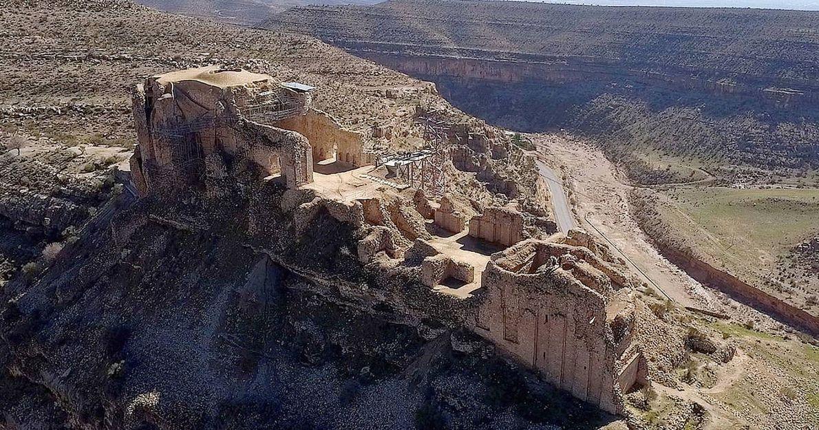 Paysage archéologique sassanide de la région du Fars - Situés dans le sud-est de la province ...