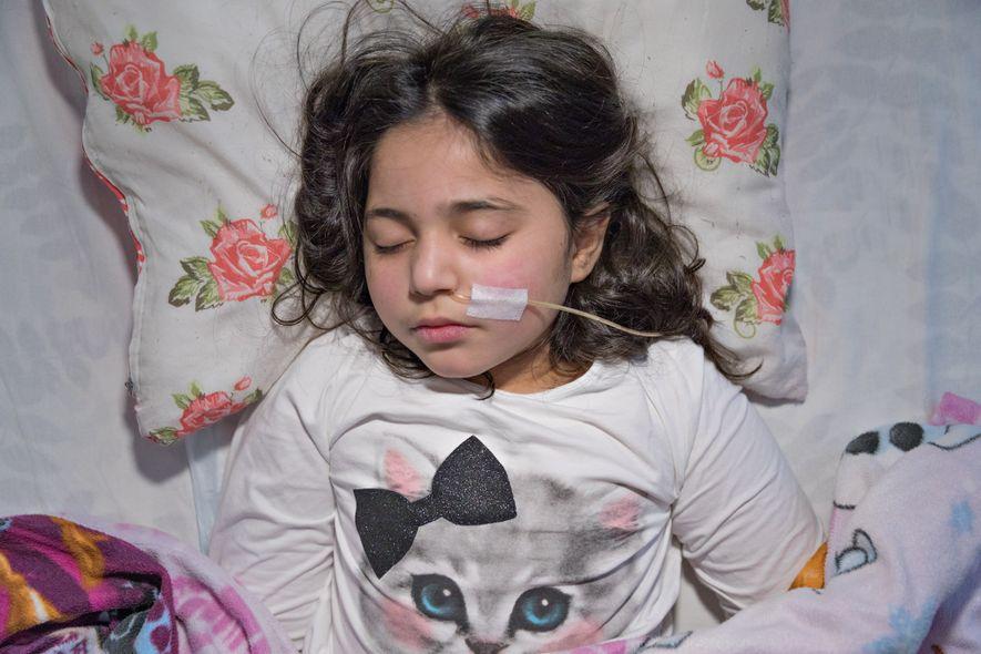 En Suède, des centaines d'enfants d'immigrants, dont les familles sont menacées d'expulsion, sont frappés par le ...