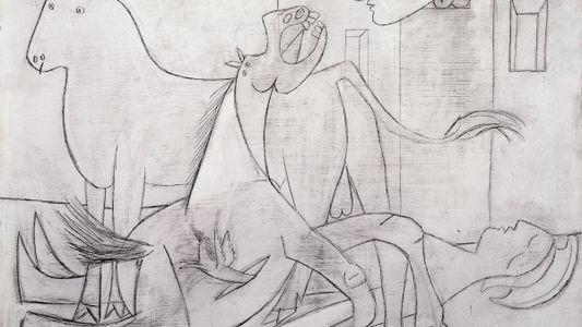 Les esquisses de Guernica