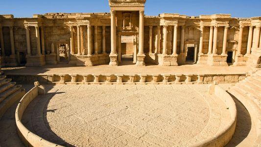 La splendeur passée de Palmyre