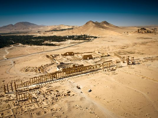 Palmyre, le joyau antique détruit par l'État Islamique