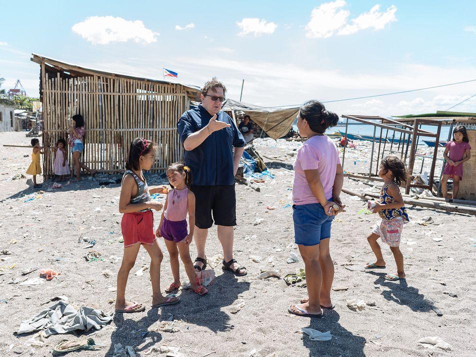 Visite guidée d'un bidonville, pratique controversée en plein essor