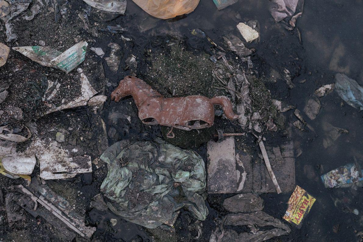 Dans les déchets, on peut trouver des trésors.
