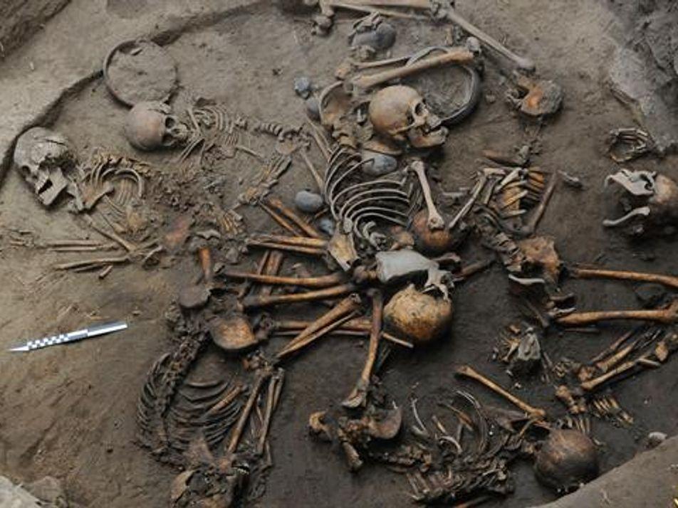 Mexique : découverte de squelettes datant du préclassique mésoaméricain