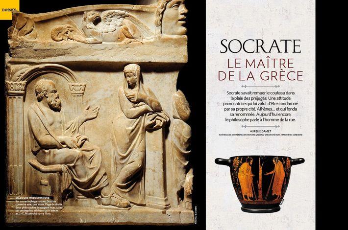 Socrate, le maître de la Grèce