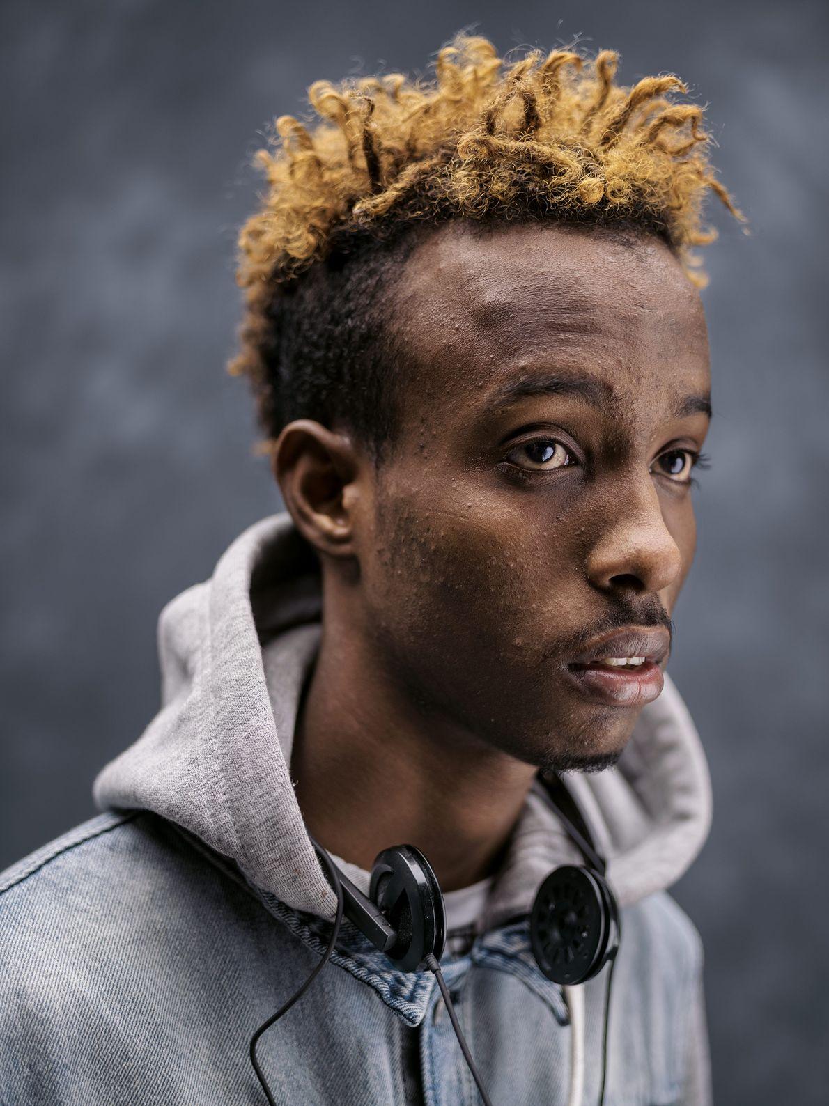 Somaliens en Suède