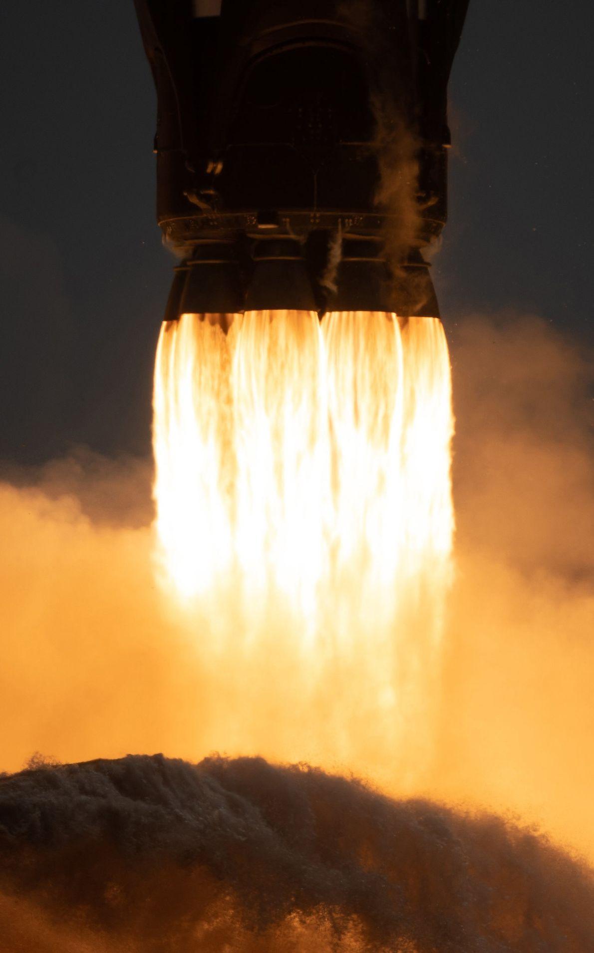 Le premier lancement de la fusée Falcon 9 a eu lieu il y a dix ans depuis la ...