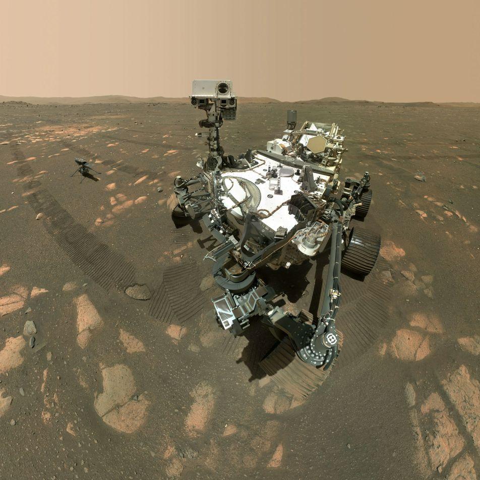 Vie sur Mars : Perseverance a prélevé son premier échantillon