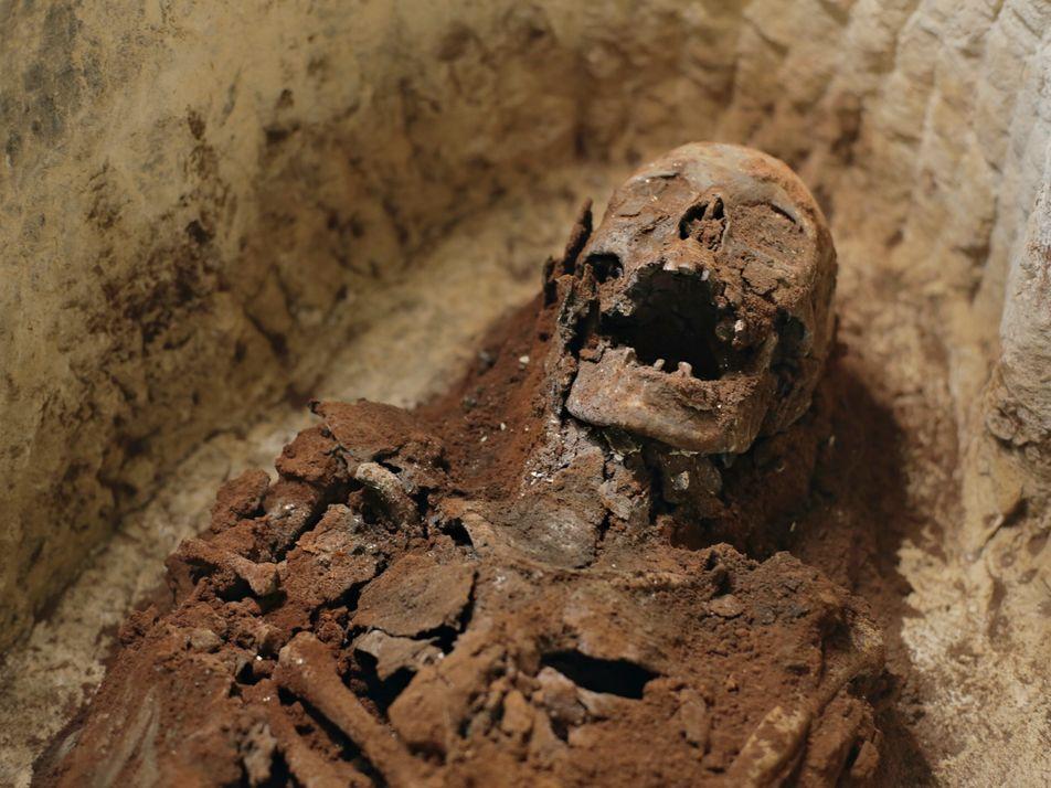 Momies égyptiennes : les morts, c'est de l'argent
