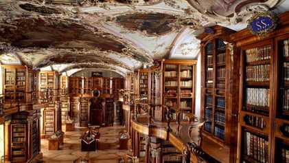 À la découverte des bibliothèques les plus captivantes d'Europe