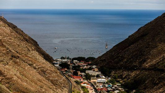 Sainte-Hélène, l'île du bout du monde