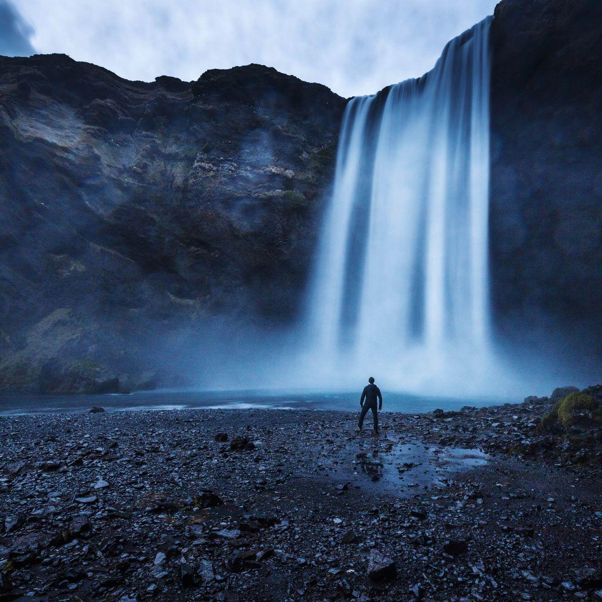 Chasseur de cascades