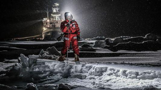 Expédition sur un navire à la dérive dans l'océan Arctique