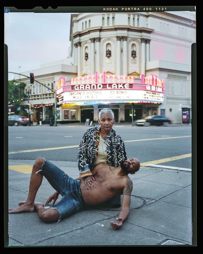 Oakland, Californie