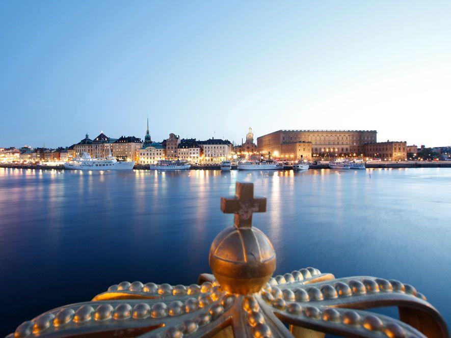 La capitale suédoise se compose de 14 îles connectées entre elles par plus de 50 ponts.