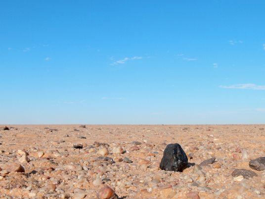 Les diamants d'une planète disparue mis au jour dans une météorite