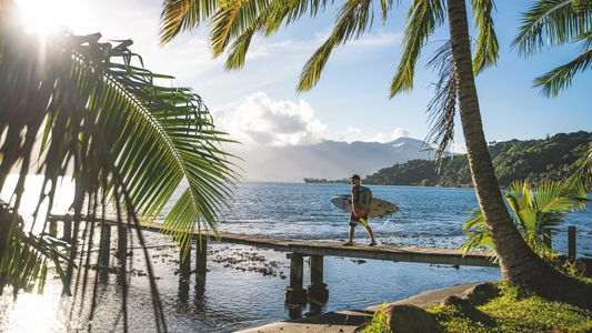Polynésie française : destination Tahiti